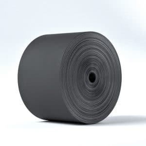 conveyor belt roll of rubber matting